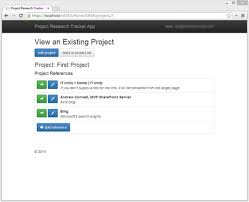 office dev center research tracker project standalone angularjs