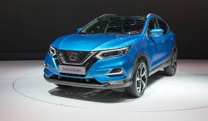 nissan egypt nissan qashqai facelift revealed australian debut due next year