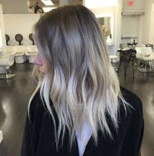 shag haircut brown hair with lavender grey streaks the best balayage hair color ideas 90 flattering styles shaggy