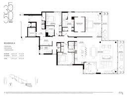 Best Floor Plan Website 3550 South Ocean Floor Plans