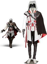 Assassin Halloween Costumes Assassin U0027s Creed Ezio Autitore Da Firenze Cosplay Costume