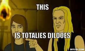 Metalocalypse Meme - metalocalypse toki quotes google search i love toki wartooth