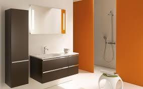 salle de bain vert et marron indogate com applique salle de bain retro