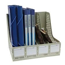 boite de classement bureau boîte de rangement module de classement en polypropylène rangement