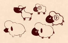 lamb sketch by kukon on deviantart