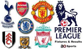 english premier league results table collection of england premier league results and scorers 34th
