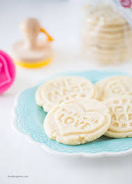 stamped shortbread cookies i heart nap time