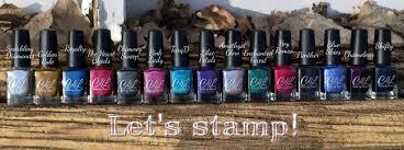 cbl stamping polish set