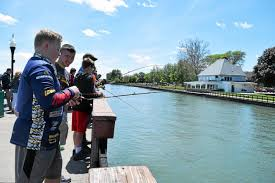 Michigan Where To Travel In March images Wyandotte hosts march 4 michigan high school bass fishing clinic jpg