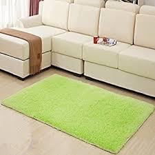 Green Modern Rug Hughapy Home Decorator Modern Shag Area Rugs