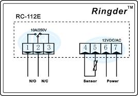 ringder rc 112e digital temperature controller thermostat for