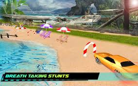 Fxa Flag Football Floating Water Car Race Android Apps On Google Play