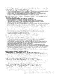 Resume Vs Vita Vita Resume 17681