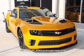 camaro transformers edition for sale zl1 camaro this is by far the meanest version of bumblebee yet