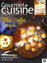 magazine guide cuisine gourmet cuisine ookbee buffet