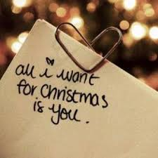 all i want for is you