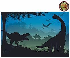 dinosaur banner dinosaur birthday decoration backdrop