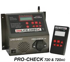 lite check pro check trailer lighting electrical testers