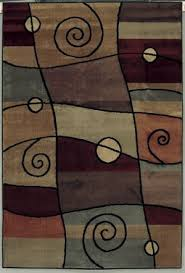 shaw accent rugs living accents percussion 20500 ebony closeout area rug 2014