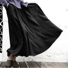 cotton skirts retro a line linen maxi skirts casual cotton skirts vintage