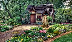 exterior design fairytale cottages as fairy tale houses in the