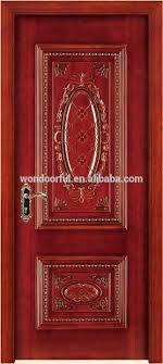 single door design new 2017 wooden single main door decorative wood carving design