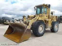 1988 caterpillar 950e wheel loader item db4726 sold aug