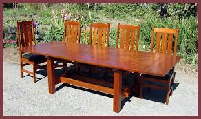Mission Oak Dining Chairs Imposing Ideas Stickley Dining Table Trendy Idea Voorhees