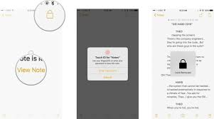 Home Design Story How To Restart How To Lock Notes With Password Or Touch Id On Iphone And Ipad Imore