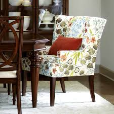Dining Room Chair Casters Upholstered Dining Room Chairs With Casters Kitchen Chairs