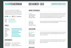 how to create cv or resume best cv resume themes