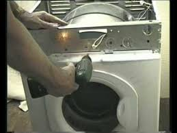 how to fit a belt to a tumble dryer changing and replacing youtube