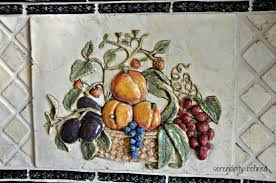 hand painted tiles for kitchen backsplash kitchen backsplash floor tile paint hand painted tile murals can