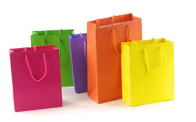 pictures of shopping bags clip library
