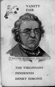 Vanity Fair William Thackeray William Makepeace Thackeray At 200 Why Don U0027t We Know Him Better