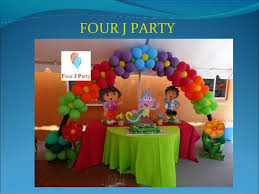 party rentals miami children birthday party rentals miami