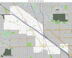 40th ward chicago map map of building projects properties and businesses in 45th ward