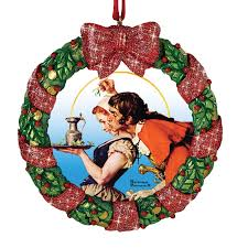 norman rockwell ornaments your 1st one is free the