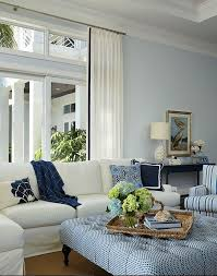 Blue Living Room Decor Blue And White Living Room Decorating Ideas For Exemplary Ideas