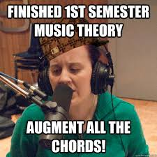 Theory Of Memes - scumbag music student memes quickmeme