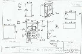 paper house plans house and home design