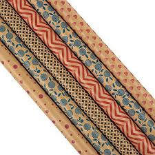 gift wrapping paper rolls gift wrapping paper rolls pack of 6 assorted theme kraft