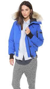 canada goose chilliwack bomber beige mens p 1 canada goose polar bears chilliwack bomber jacket shopbop save