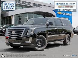 cadillac escalade 2017 new 2017 cadillac escalade esv premium luxury at john bear