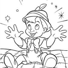 magical night pinocchio coloring pages bulk color