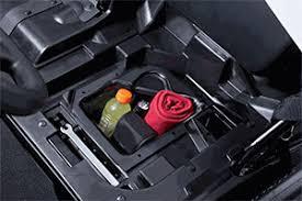 Pioneer Photo Box Honda Pioneer 500 Underseat Storage Box