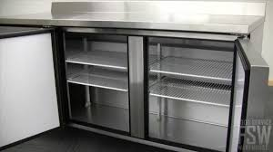 true worktop refrigerator video twt 72 youtube