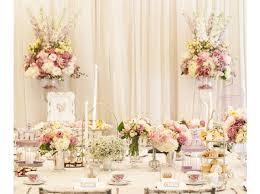 decoration salle de mariage fleurs mariage décoration