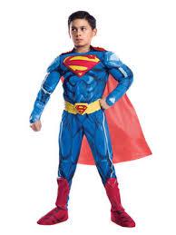 Superman Toddler Halloween Costume Deluxe Muscle Superman Toddler Costume Superman Costumes Babies