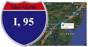 i 95 a s findings on a 300 mile commute wlrn